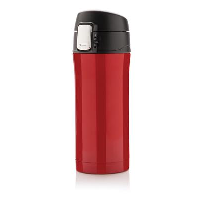 Easy lock mok 300 ml rood