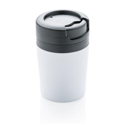Coffee to go mok 160 ml wit