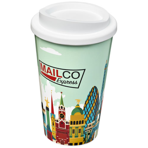 Coffee to go beker 350 ml dubbelwandig