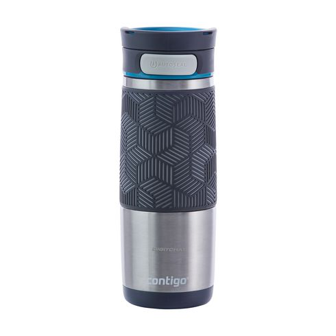 Contigo RVS thermosbeker met krasvrije coating 470 ml