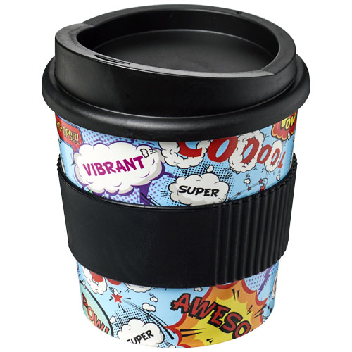 Coffee to go beker 250 ml met grip